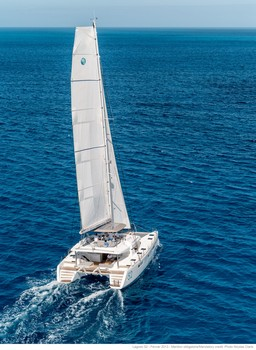 Sailing catamaran Nicolas