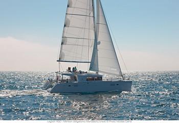 Sailing catamaran Evi