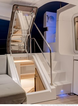 Sailing catamaran Nicolas - Cabin no 4