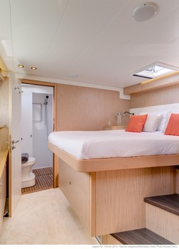 Sailing catamaran Nicolas - Cabin no 2
