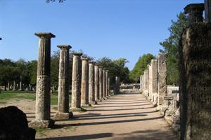 Ionian Sea - Ancient Olympia