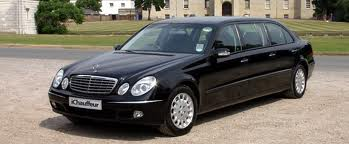 Mercedes 7-seater stretch limo