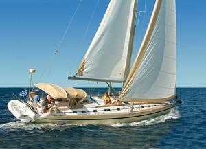 Sailing yacht Mythos II