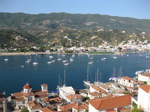 The Saronic Islands - Poros