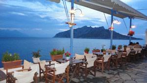 The Saronic Islands - Perdika