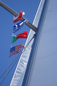 Share a yacht - multinational cruises