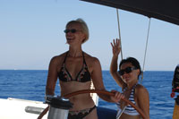 Share a yacht - steering