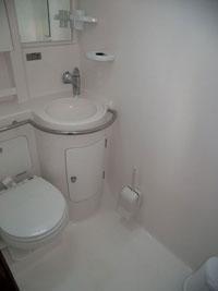 Yacht Velos - toilet 2