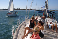 Whole yacht booking - sailing