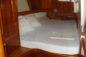 Yacht Alexandros - aft cabins