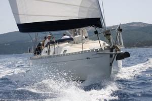 Yacht Alexandros - sailing 2