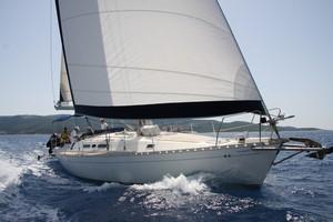 Yacht Alexandros - sailing 1