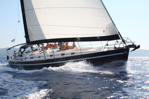 Our holidays - sailing 2
