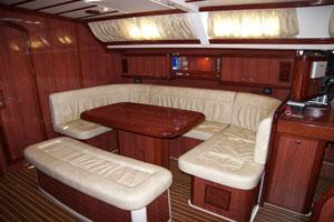Yacht Velos - salon 2