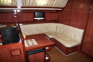 Yacht Velos - coffee table